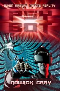 PsyBot - sci-fi novel