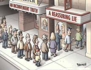truth-lie theatre